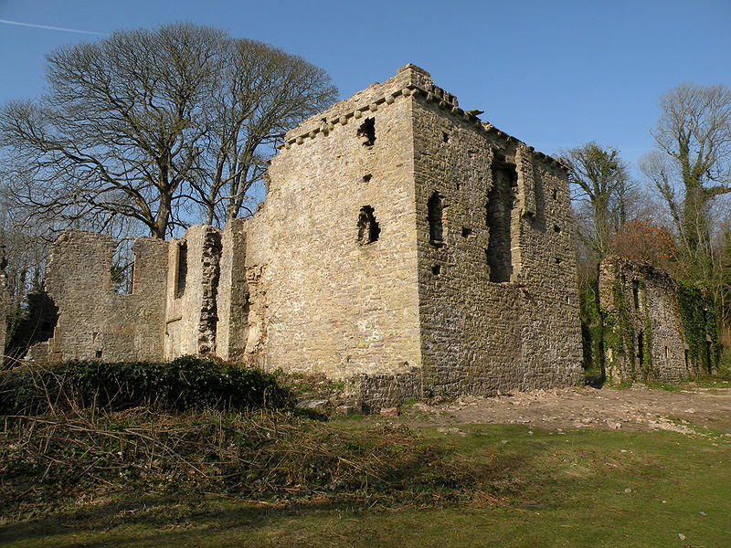 قلعة كانلستون
