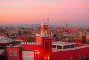 مراكش الحمراء