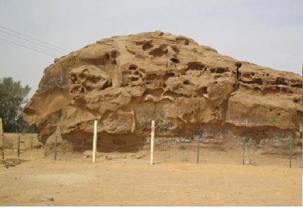 صخرة عنترة